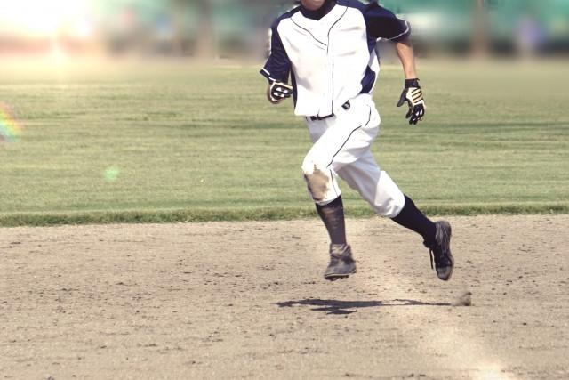 野球少年のイメージ